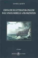 Cronache di letteratura inglese dall'angelo ribelle a Frankenstein